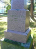 Captain John Gould Headstone